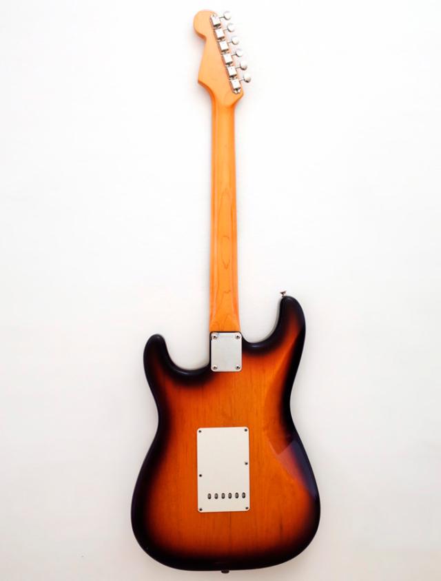 1991年 Fender Stratocaster 3tone Sunburst Vintage series