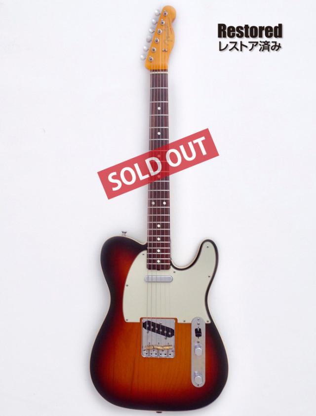 2004年 Fender Custom Telecaster 【製後16年】