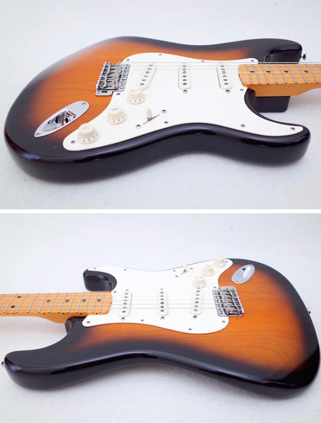 2000年 Fender Stratocaster 2tone Sunburst