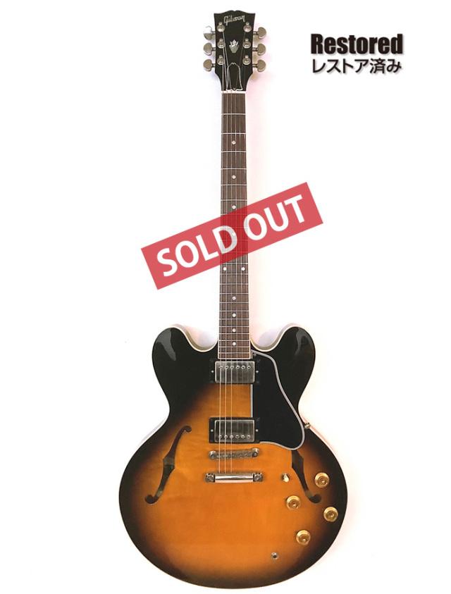 1991年 Gibson ES-335【製後29歳】