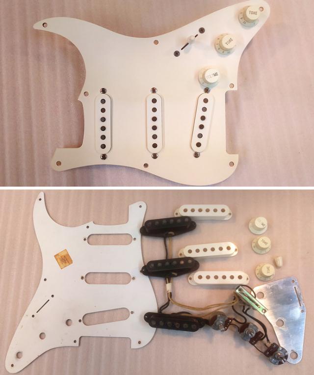 1993年 Fender Stratocaster 2tone