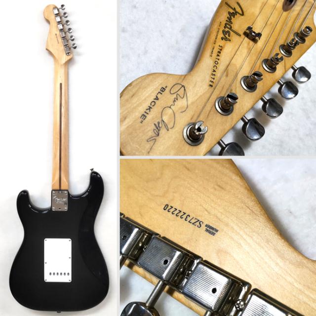2008年 Fender Stratocaster Eric Clapton