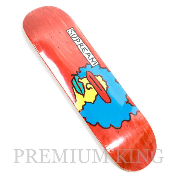 国内正規品 2017AW Supreme Gonz Ramm Skateboard Red 新品未使用品 [ シュプリーム ゴンズ ラム スケートボード デッキ Mark Gonzales レッド ]