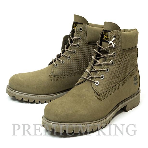 国内正規品 WTAPS x Timberland 6-Inch Premium Boot Coyote Brown 新品未使用品 [ ダブルタップス ティンバーランド 6インチ プレミアム ブーツ コヨーテ ブラウン ]