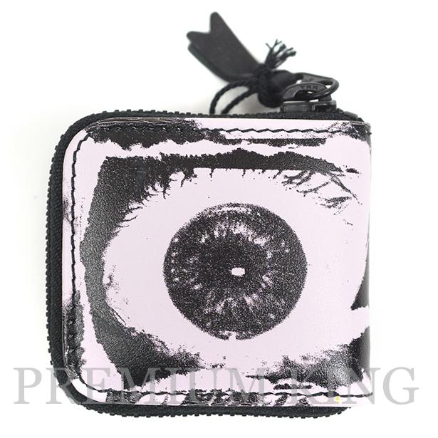 国内正規品 2017SS Supreme × COMME des GARCONS SHIRT Eyes Coin Pouch Pink 新品未使用品  [ シュプリーム コムデギャルソン アイズ コイン ポーチ ピンク ]