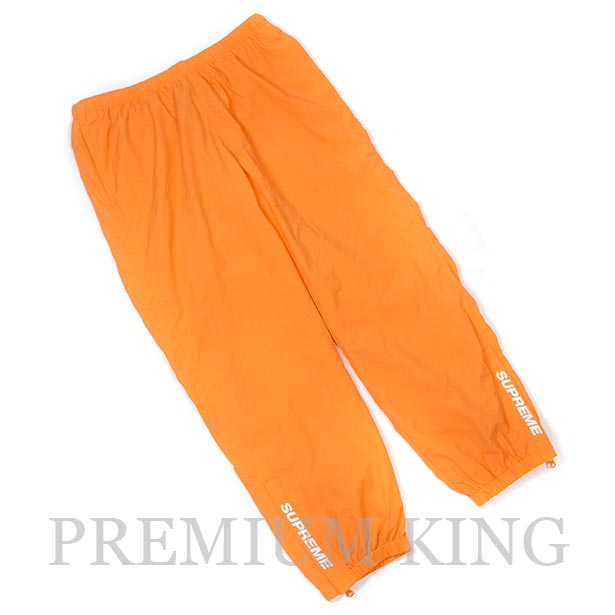 国内正規品 2018SS Supreme Warm Up Pant Orange 新品未使用品 [ シュプリーム ウォーム アップ パンツ オレンジ]
