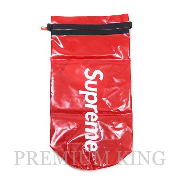 国内正規品 2016SS SUPREME SealLine 20L Nimbus Dry Sack Red 新品未使用品 [ シュプリーム シールライン ドライザックバッグ レッド 赤 ]