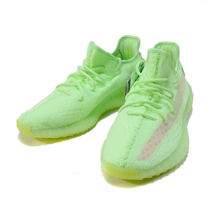国内正規品 adidas Originals by KANYE WEST YEEZY BOOST 350 V2 Glow GLOW/GLOW/GLOW EG529 新品未使用品 [ アディダス オリジナル カニエ ウェスト イージー ブースト グロウ ]