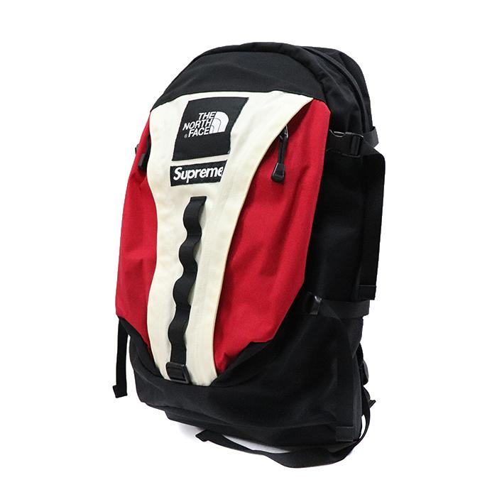 国内正規品 2018AW Supreme × The North Face Expedition Backpack White 新品未使用品 [シュプリーム ノースフェイス エクスペディション バックパック ホワイト 白 ]