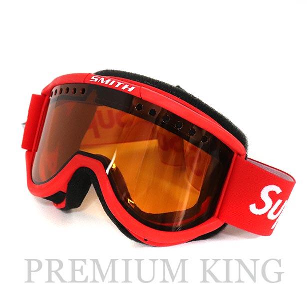 国内正規品 2015AWSupreme × SMITH Cariboo OTG Ski Goggle Red 新品未使用品 [ シュプリーム スミス カリブー OTG スキー ゴーグル レッド 赤 ]