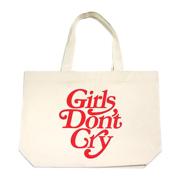 国内正規品 2019SS Girls Don't Cry x NIKE SB Tote Bag White 新品未使用品 [ ガールズ ドント クライ ナイキ トート バッグ ホワイト 白 ]
