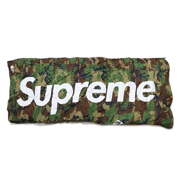 国内正規品 2011SS Supreme × The North Face Sleeping Bag Camo 新品未使用品 [ シュプリーム × ノースフェイス スリーピング バッグ カモ 迷彩 ]