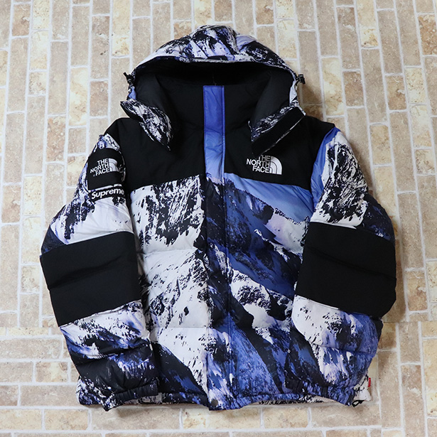 海外正規品 2017AW SUPREME × THE NORTH FACE Mountain Baltoro jacket Mountain 新品未使用品 [シュプリーム ノースフェイス マウンテン バルトロ ジャケット]