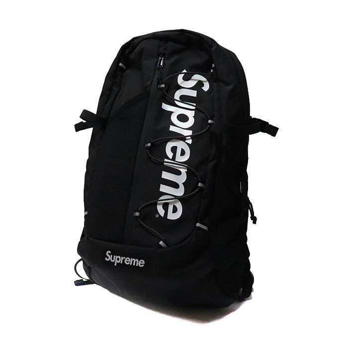 正規品 2017SS Supreme 210D Cordura ripstop nylon 20L Backpack Black 新品同様品 [ シュプリーム コーデュラ リップストップ ナイロン バックパック ブラック ]