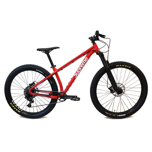 正規品 2018AW Supreme x Santa Cruz Mountain Bike Chameleon Red 新品未使用品 [ シュプリーム サンタクルーズ マウンテンバイク カメレオン レッド 赤 ]