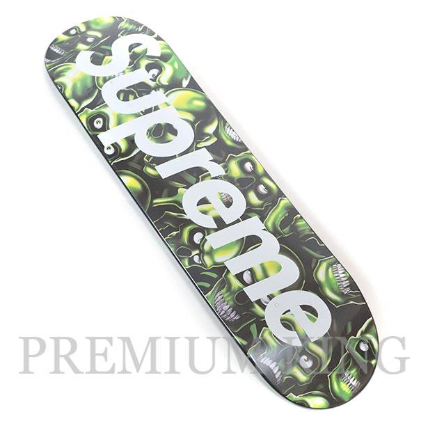 国内正規品 2018SS Supreme Skull Pile Skateboard Black 新品未使用品 [ シュプリーム スカル パイル スケートボード ブラック 黒 ]