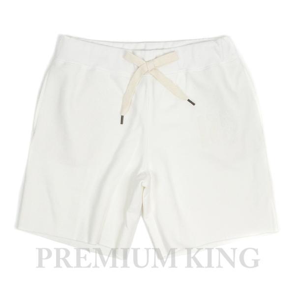 2015 SS Collection RHC Ron Herman Sweat Shorts WHITE 未使用品 [ ロンハーマン スウェットパンツ ショーツ 春夏 ホワイト 白 ]