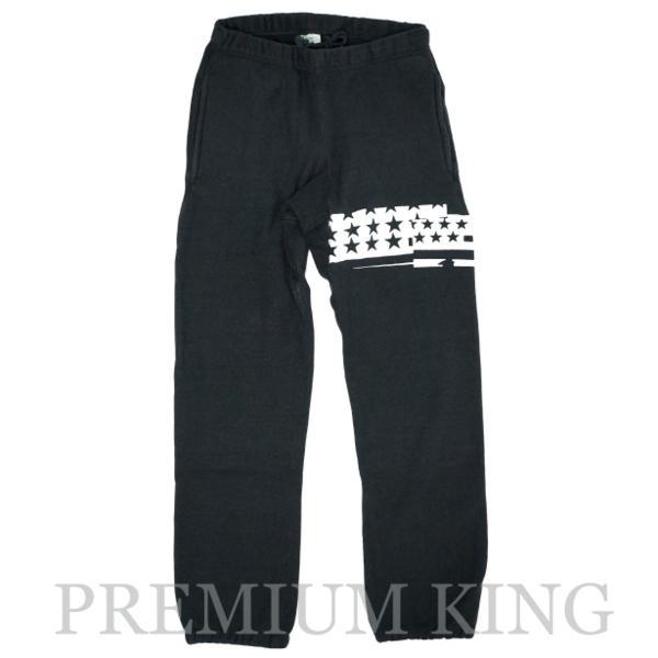 Champion × Ron Herman 70's Vintage Reverse Weave Sweat Pants Black 未使用品 [ ロンハーマン チャンピオン ビンテージ リバース ウィーブ スウェット パンツ ブラック 黒   ]