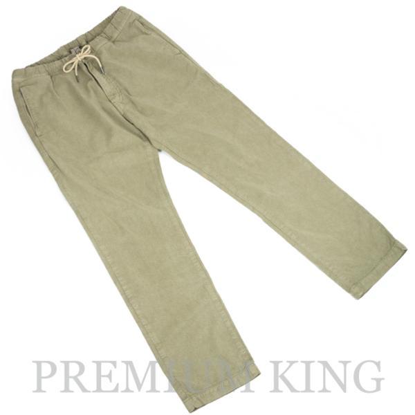 2016SS Ron Herman easy pants khaki Beige 未使用品  [ ロンハーマン イージー パンツ カーキ ベージュ ]