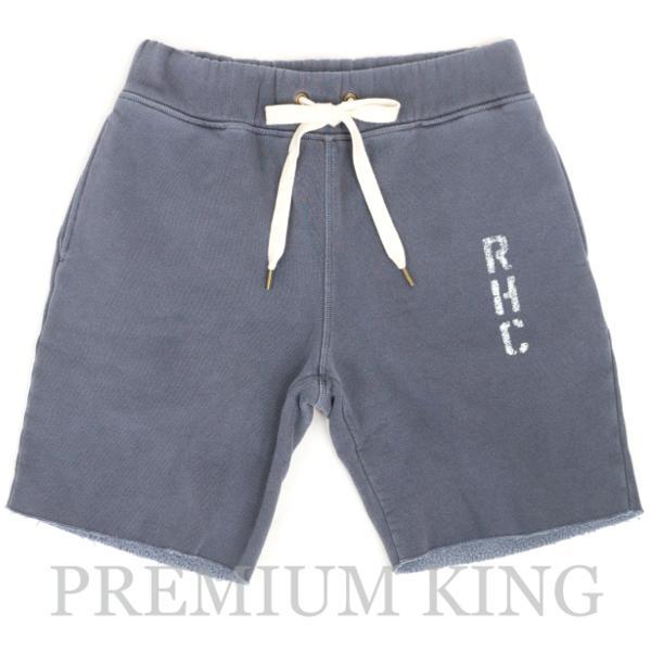 2016SS Ron Herman RHC  Pigment puffy shorts Navy 新品未使用品 [ ロンハーマン ピグメント パフィー ショーツ ネイビー 紺 ]