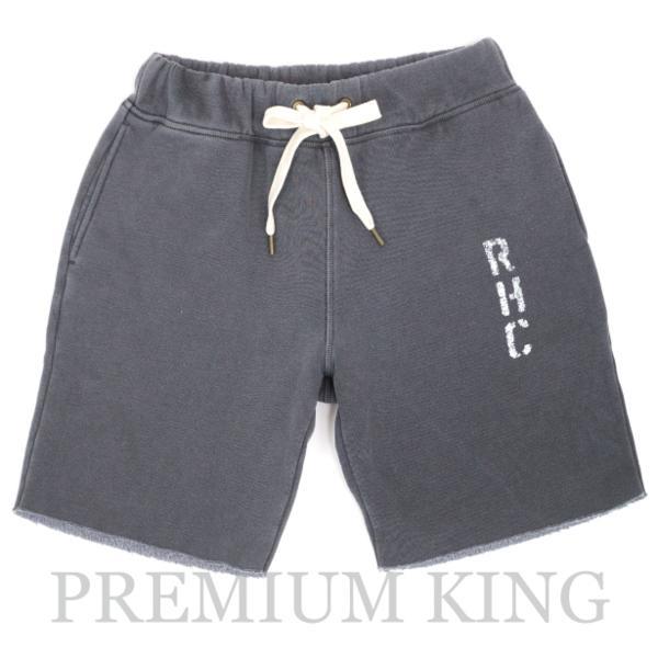 2016SS Ron Herman RHC  Pigment puffy shorts Black 新品未使用品 [ ロンハーマン ピグメント パフィー ショーツ ブラック 黒 ]