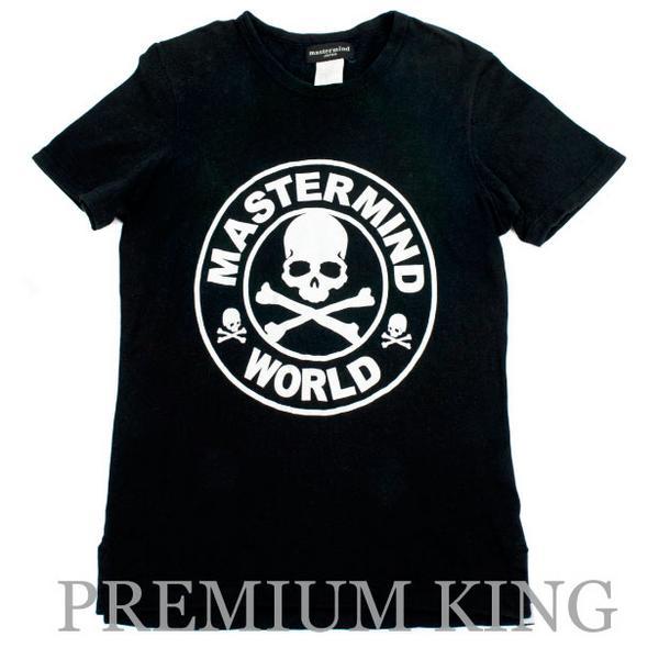 国内正規品 mastermind JAPAN STARDOM COUTURE TEE  Black 未使用品〔 マスターマインド スターダムカルチャー Tシャツ ブラック 黒 〕