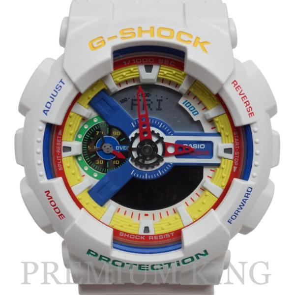 CASIO G-SHOCK Dee & Ricky 別注 WHITE GA-111DR-7AJR 未使用品 [ カシオ Gショック ディ アンド リッキー ホワイト 白 ]