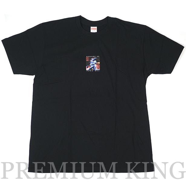 正規品 2017SS Supreme Cyber Tee Black 新品未使用品 [ シュプリーム サイバー Tシャツ The Lawnmower Man ブラック 黒 ]