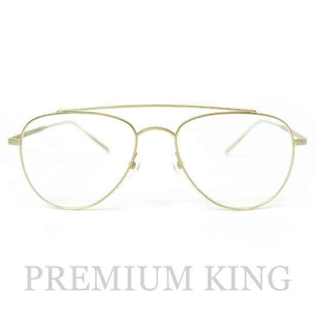 正規品 tomas maier  Eyeglasses Gold 美中古品  [ トーマス・マイヤー メガネ 眼鏡 ゴールド TM-0018O - 003 ]