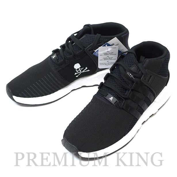 国内正規品 adidas Originals by MASTERMIND WORLD EQT SUPPORT 93/17 MMW BLACK 新品未使用品 [ アディダス オリジナルス マスターマインド サポート ブラック 黒 CQ1824 ]