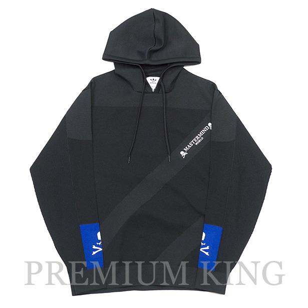 国内正規品 adidas Originals by MASTERMIND WORLD MMW HOODIE BLACK 新品未使用品 [ アディダス オリジナルス マスターマインド フーディー パーカー ブラック 黒 CG0753 ]