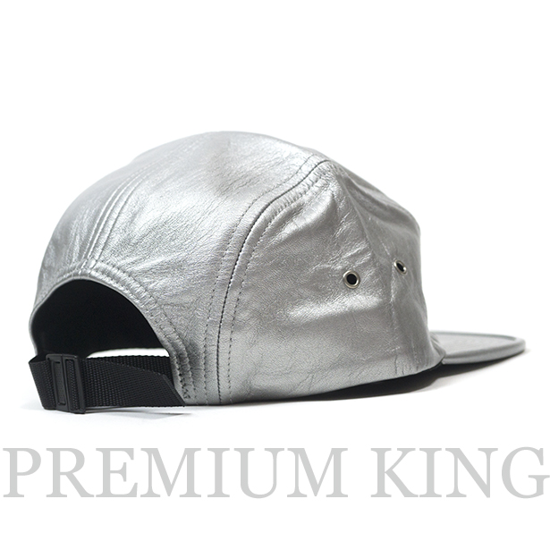 38ad34a9af1 2016FW Supreme leather camp cap 新品未使用品