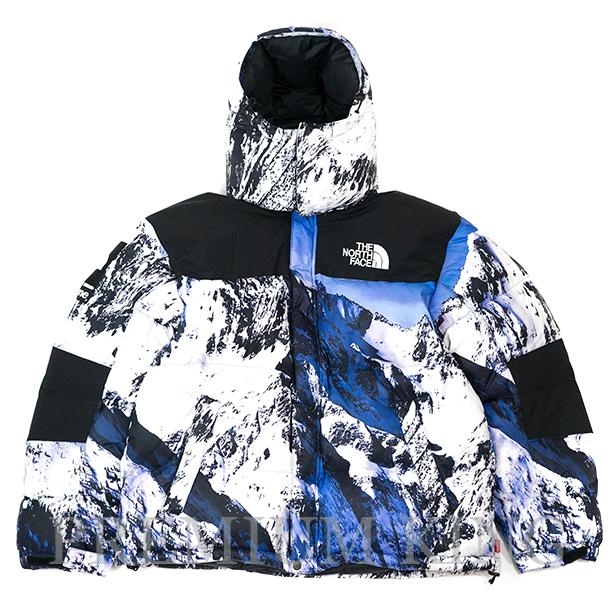 国内正規品 2017AW SUPREME × THE NORTH FACE Mountain Baltoro jacket Mountain 新品未使用品 [シュプリーム ノースフェイス マウンテン バルトロ ジャケット]