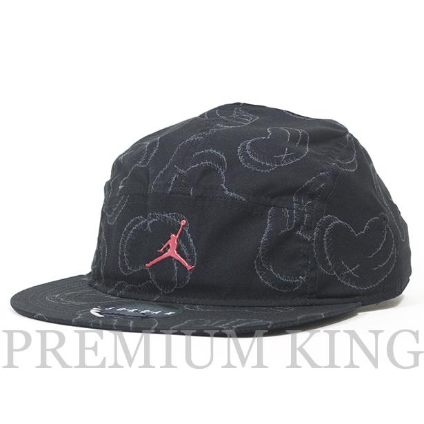 国内正規品 NIKE × KAWS JORDAN HAT CAP BLACK 新品未使用品 [ ナイキ カウズ ジョーダン ハット キャップ ブラック 黒 ]