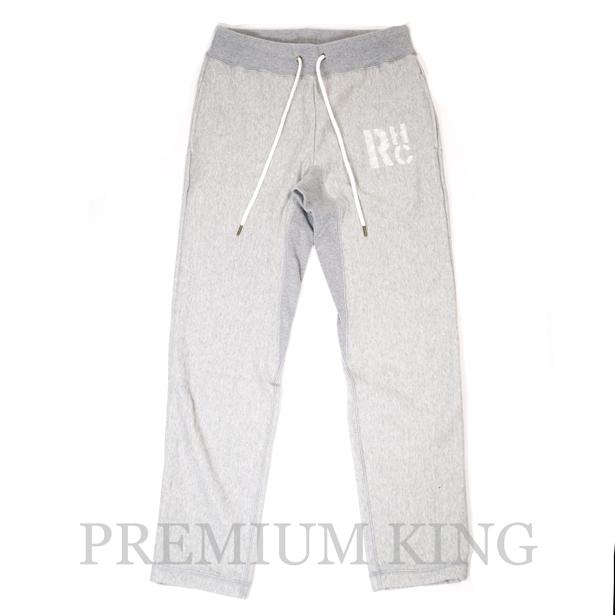 国内正規品 Ron Herman RHC 豊洲店 オープン限定 RHC Logo sweat pants Gray 新品未使用品 [ OPEN 記念 ロンハーマン スエット パンツ グレー 灰色 ]