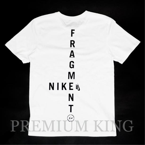 国内正規品 NIKELAB MA5 限定 NikeLab x fragment design Tee White 新品未使用品 [ ナイキラボ × フラグメントデザイン コラボ Tシャツ ホワイト 白 AH0465 ]