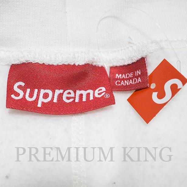 国内正規品 2018ss supreme corner label sweatpant 新品未使用品