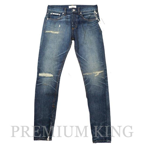 正規品 FOG Fear Of God Essentials Skinny Taper Jeans INDIGO 新品未使用品 [ フィアオブゴッド デニム パンツ インディゴ ]