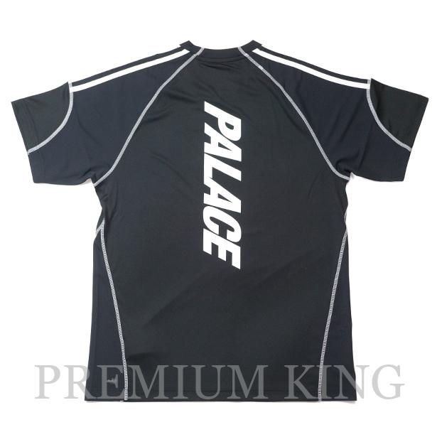 国内正規品 2017SS Adidas × Palace Tee Shirt Black 新品未使用品 [ アディダス パレス Tシャツ ブラック BS3134 ]