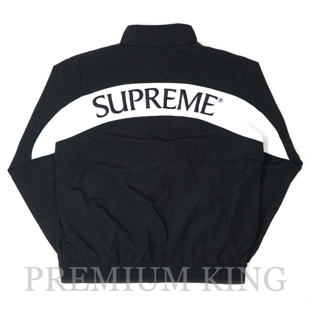 国内正規品 2017AW Supreme Arc Track Jacket Black 新品未使用品 [ シュプリーム アーチ トラック ジャケット ブラック ]