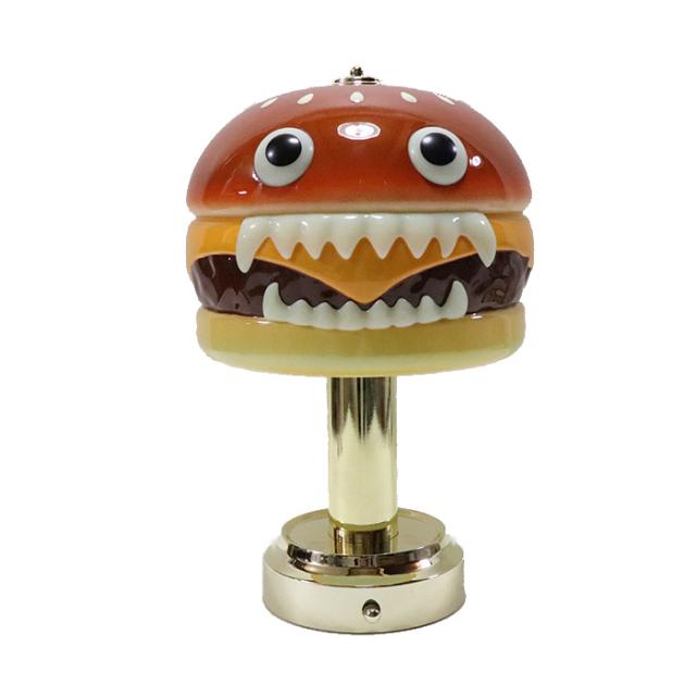 国内正規品 2018AW UNDERCOVER × MEDICOM TOY HAMBURGER LAMP 新品未使用品 [ アンダーカバー メディコムトイ ハンバーガー ランプ ]