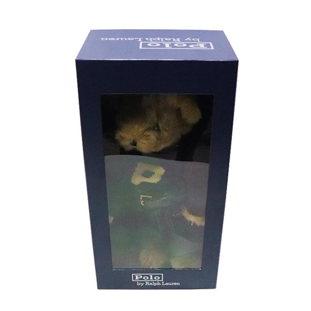 正規品 2018AW PALACE × POLO RALPH LAUREN TEDDY BEAR MULTI 新品未使用品 [ パレス ポロ ラルフローレン テディベア ぬいぐるみ ]