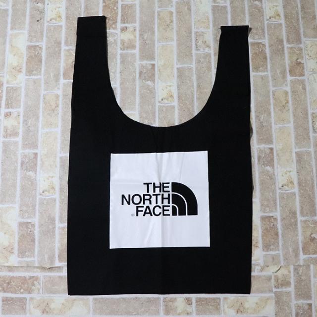 正規品 2018AW THE NORTH FACE TOTE BAG BLACK 新品未使用品 [ ノースフェイス トートバッグ ブラック 黒 ]