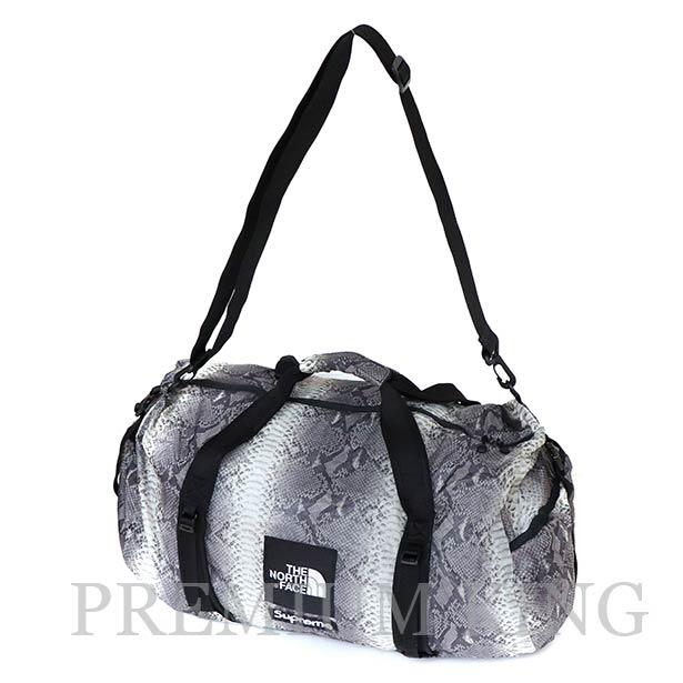 国内正規品 2018SS Supreme × The North Face Flyweight Duffle Bag Black 新品未使用品 [ シュプリーム × ザ ノース フェイス フライウェイト ダッフル バッグ ブラック 黒 ]
