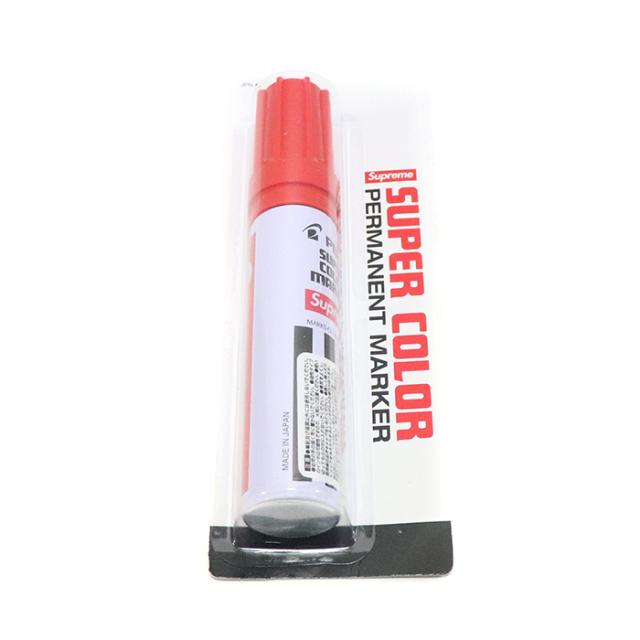 正規品 2018AW Supreme Pilot Marker Red 新品未使用品 [ シュプリーム パイロット マーカー ペン レッド 赤 ]