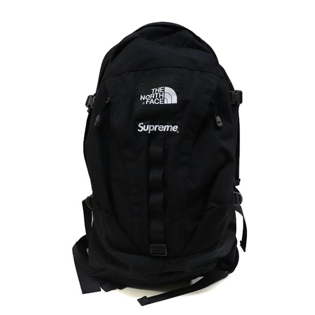 国内正規品 2018AW Supreme × The North Face Expedition Backpack Black 新品未使用品 [シュプリーム ノースフェイス エクスペディション バックパック ブラック 黒 ]