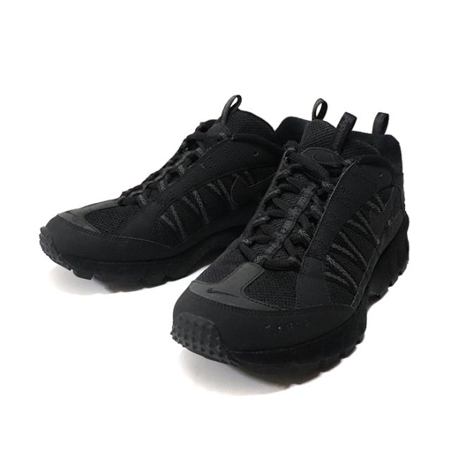 正規品 2017AW Supreme x NIKE AIR HUMARA BLACK 924464-001 美中古品 [シュプリーム ナイキ エアー フマラ ブラック 黒 ]