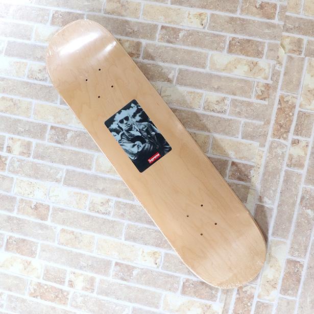 国内正規品 2014SS Supreme 20th Anniversary Taxi Driver Skateboard Natural 新品未使用品 [ シュプリーム 20周年 アニバーサリー タクシー ドライバー スケートボード ナチュラル ]