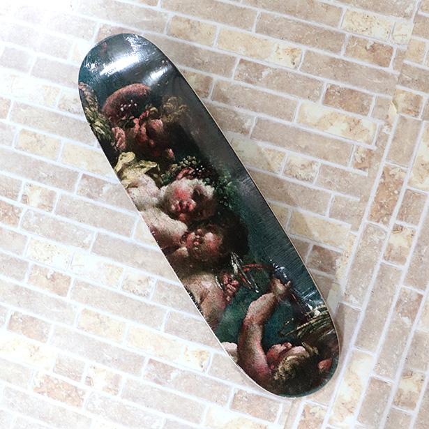 国内正規品 2015SS Supreme Bacchanal Skateboard Multi 新品未使用品 [ シュプリーム バッカナル スケートボード マルチ ]