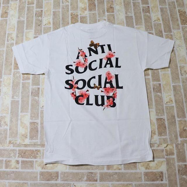 正規品 Anti Social Social Club Kkoch Tee White 新品未使用品 [ アンチソーシャルソーシャルクラブ ASSC コーク Tシャツ ホワイト 白 ]